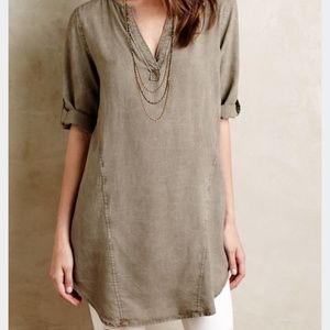 Anthropologie's Cloth and Stone Tunic